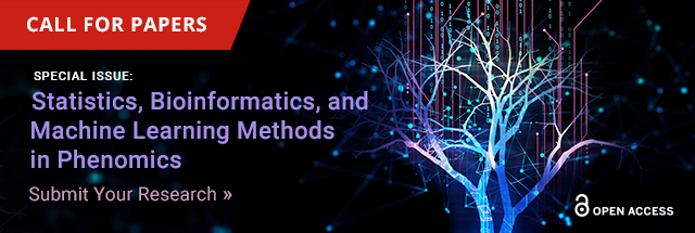Plant Phenomics Special Issue: Statistics, Bioinformatics, and Machine Learning Methods in Phenomics