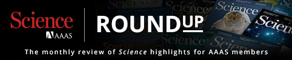 Science Roundup
